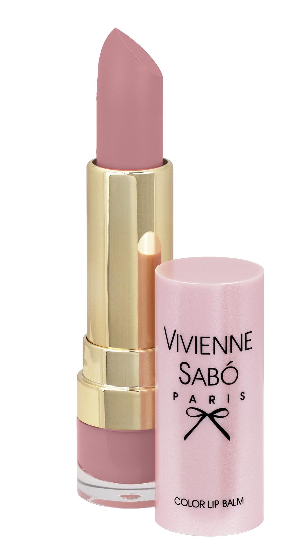 Vivienne Sabo - Lipstick Balm - Lippenbalsam 06 - beige pink