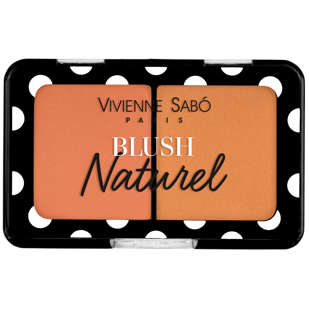 Vivienne Sabo - Blush Duo Naturel  Terracota