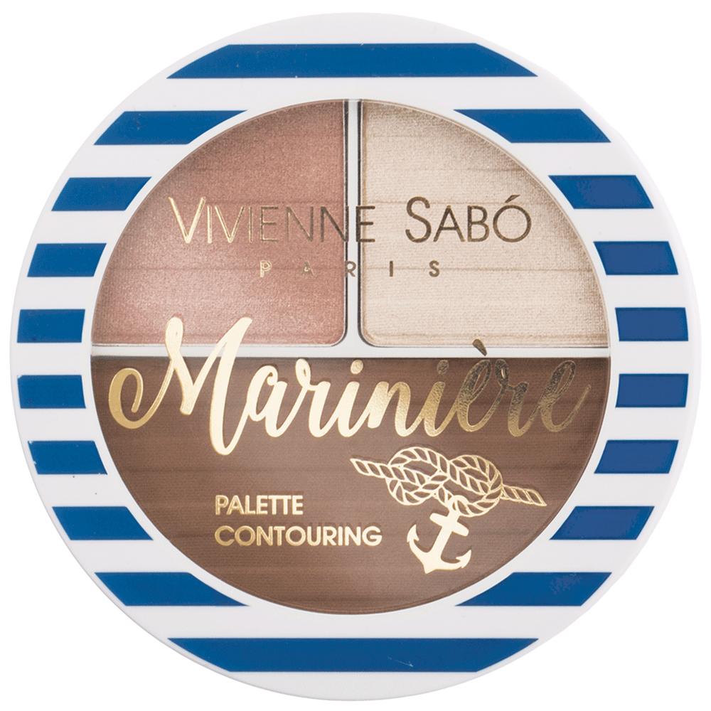 Vivienne Sabo - Face Countouring Palette - Mariniere