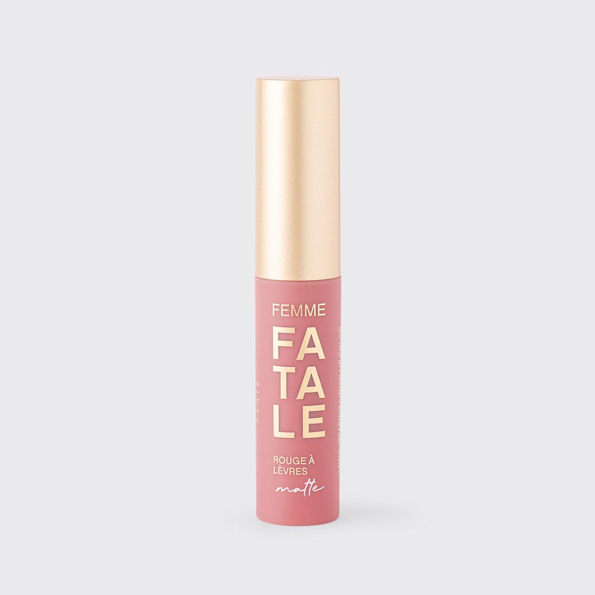 Vivienne Sabo - Matt Liquid Lip Color FEMME FATALE Lippenstift