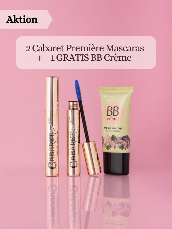 Vivienne Sabo - 2 Volume Mascara Cabaret Premiere + GRATIS BB Creme