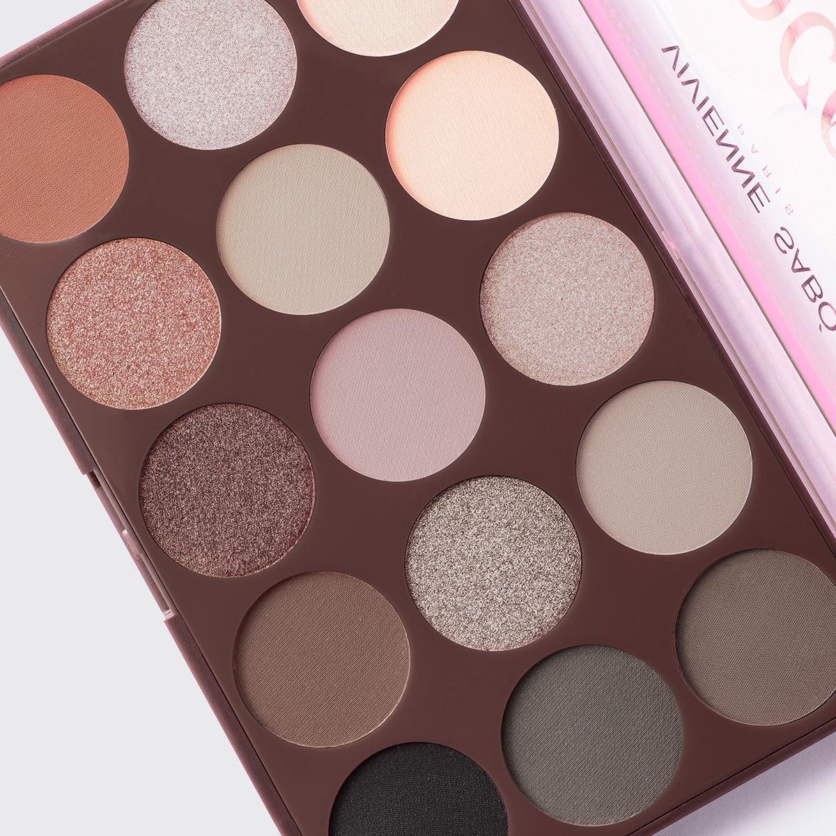 Vivienne Sabo - Eyeshadow Palette Chocolate Bonbons