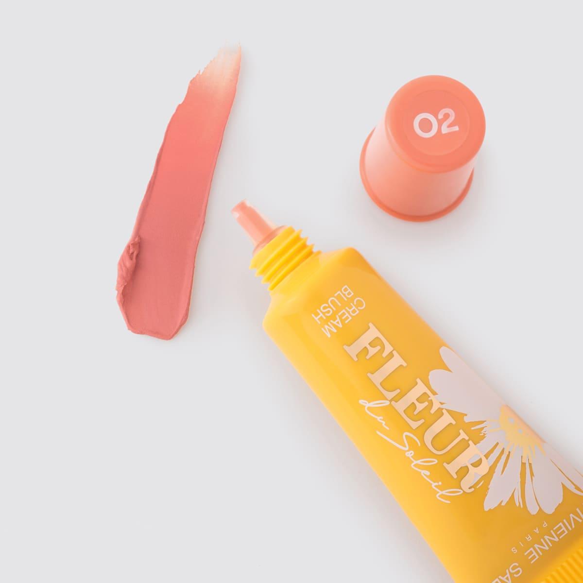 Vivienne Sabo - Cream Blush Fleur du Soleil 01 - 9 ML