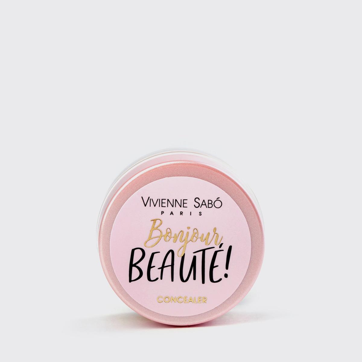 Vivienne Sabo - Concealer Bounjour Beaute 02 - Beige