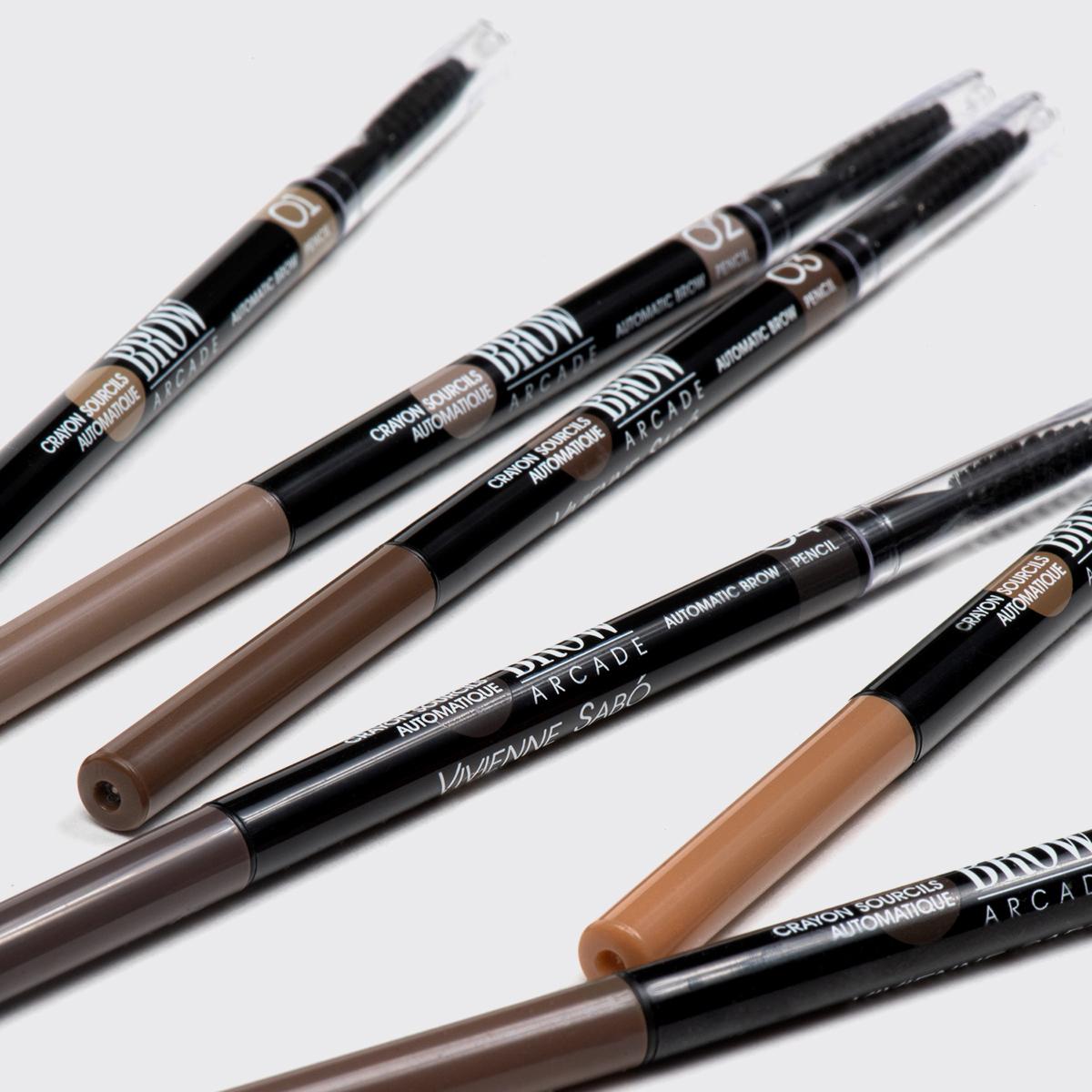 Vivienne Sabo - Automatic Brow Pencil BROW ARCADE