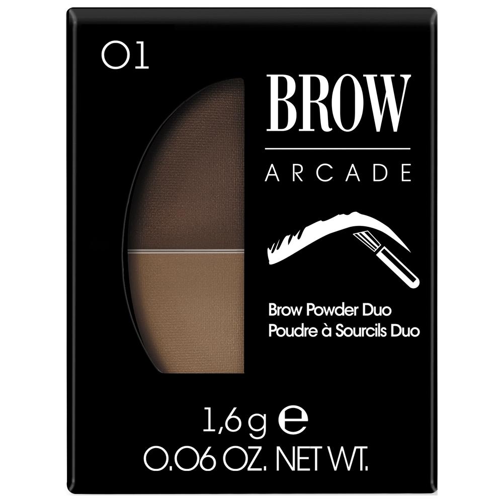 Vivienne Sabo - Brow Powder Duo Brow Arcade