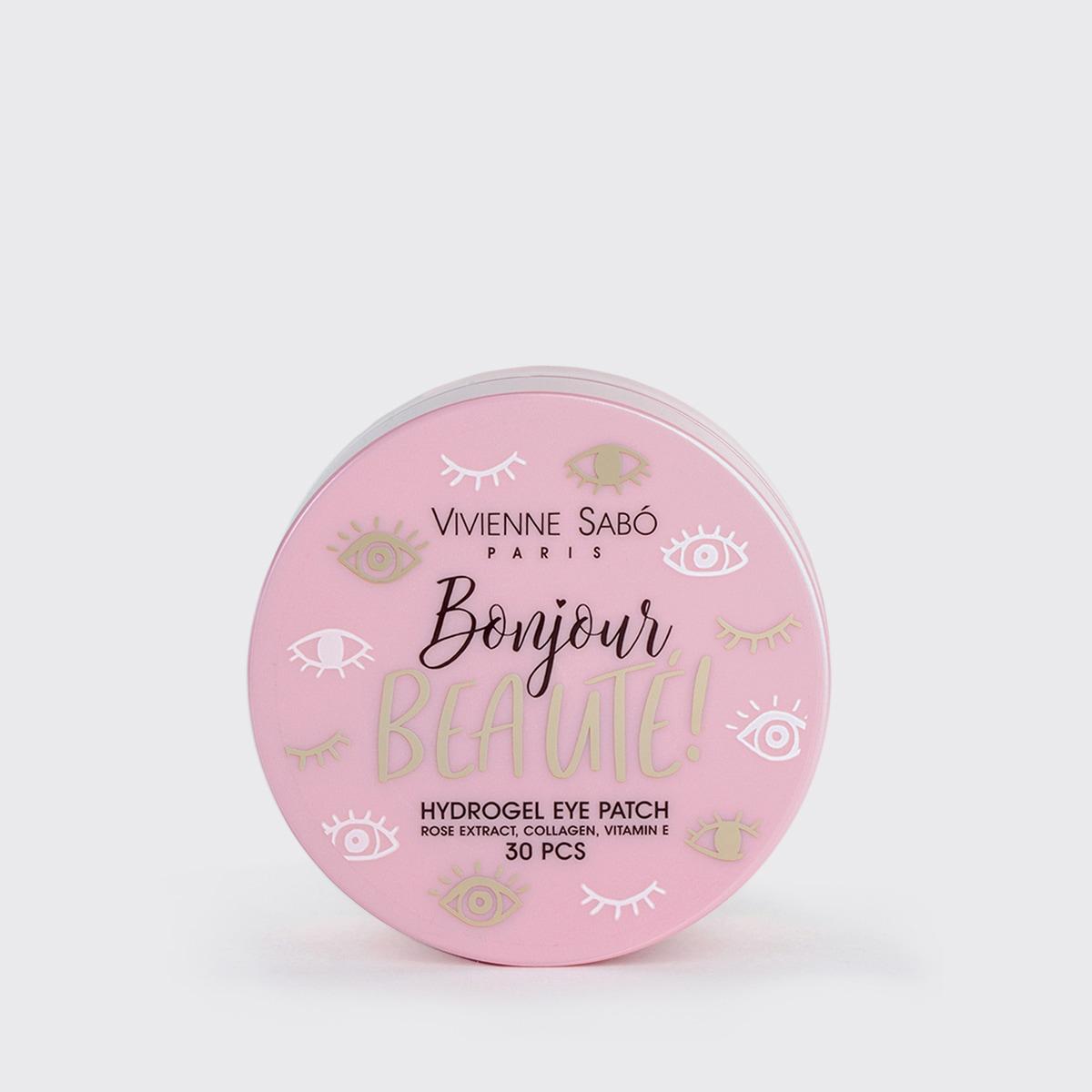 Vivienne Sabo - Hydrogel Eye Patch Bonjour Beaute - 30 Stück